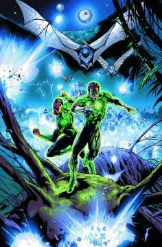 GREEN LANTERN V (1-52)