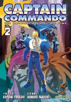 CAPTAIN COMMANDO GN 02