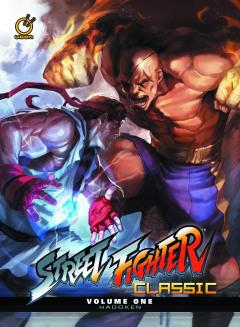STREET FIGHTER CLASSIC HC 01 HADOKEN