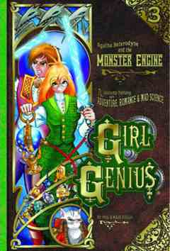 GIRL GENIUS TP 03 AGATHA & MONSTER ENGINE