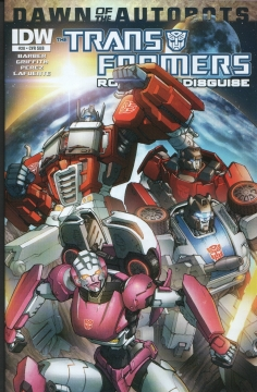 Dawn of the Autobots