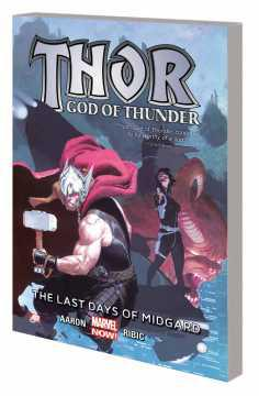 THOR GOD OF THUNDER TP 04 LAST DAYS OF MIDGARD