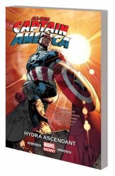 ALL NEW CAPTAIN AMERICA TP 01 HYDRA ASCENDANT