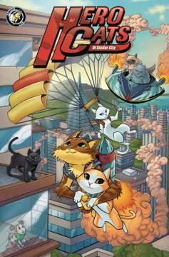HERO CATS HC 01