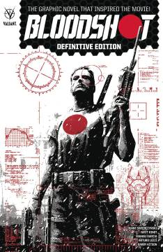 BLOODSHOT TP DEFINITIVE EDITION
