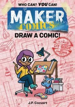 MAKER COMICS TP DRAW A COMIC