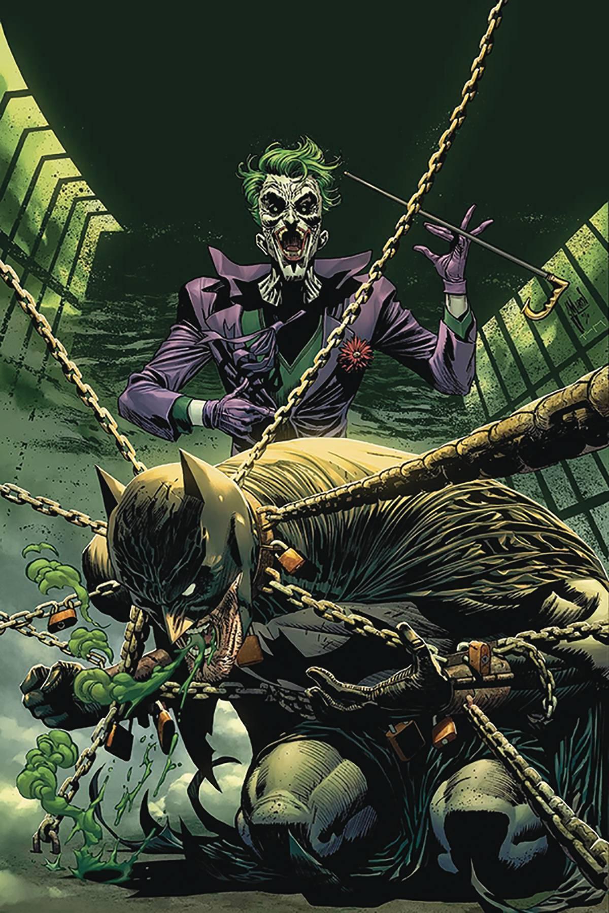BATMAN #97 JOKER WAR TYNION IV SGN