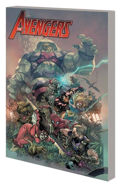 AVENGERS BY HICKMAN COMPLETE COLLECTION TP 02