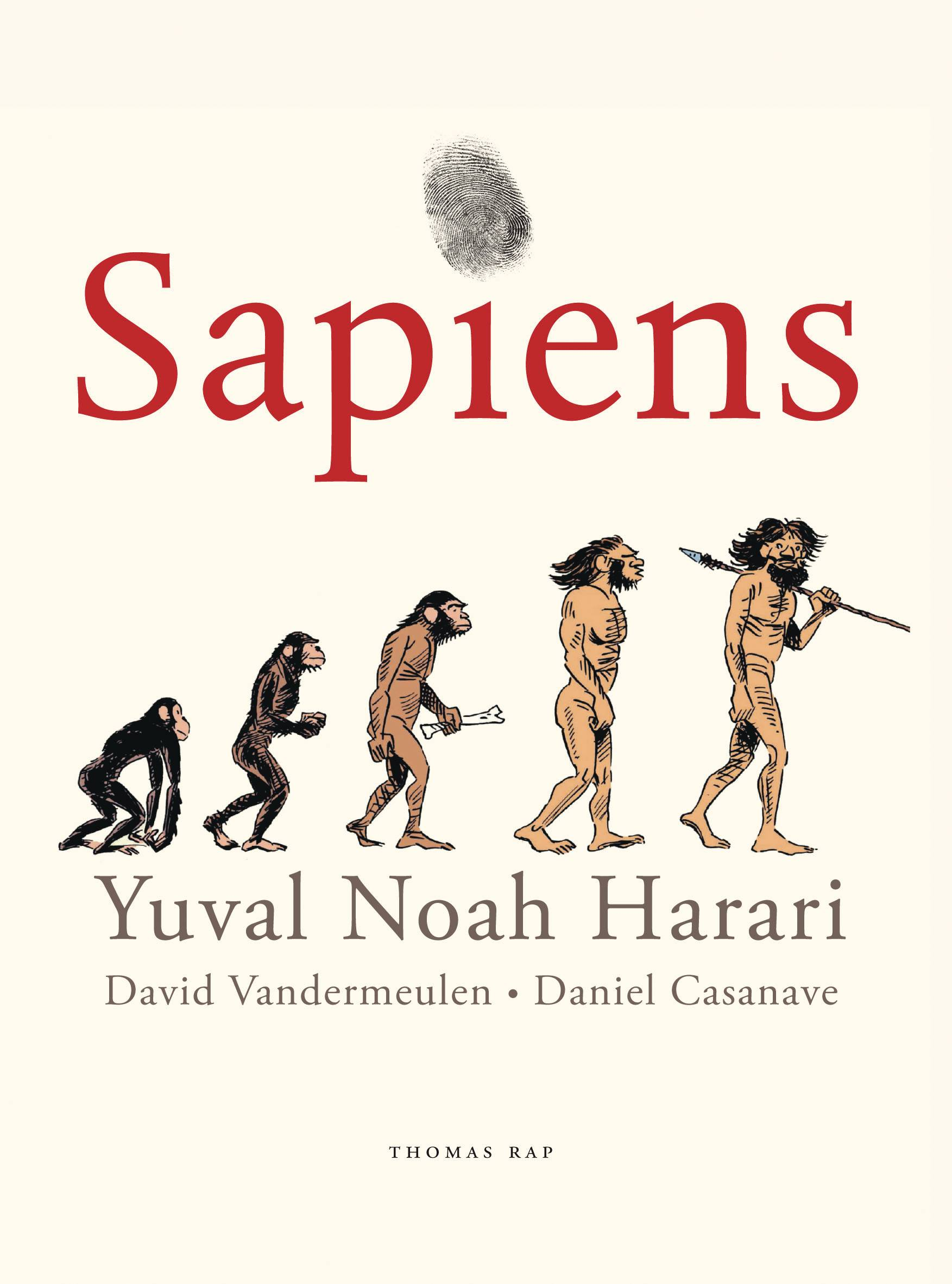 SAPIENS TP 01 BIRTH  OF HUMANKIND