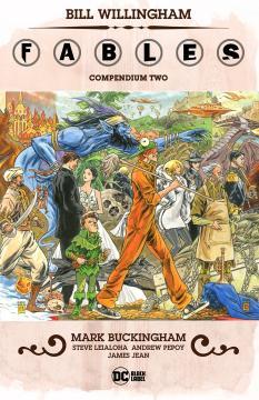 FABLES COMPENDIUM TP 02