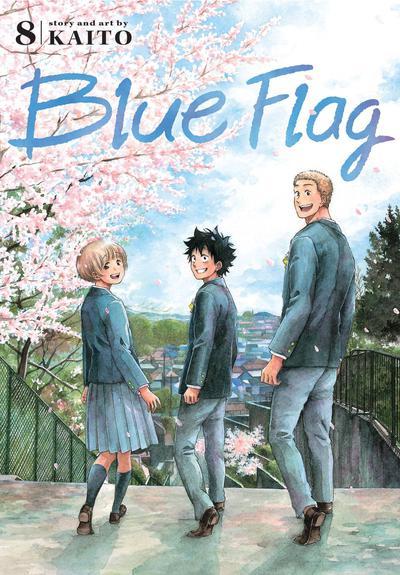 BLUE FLAG GN 08