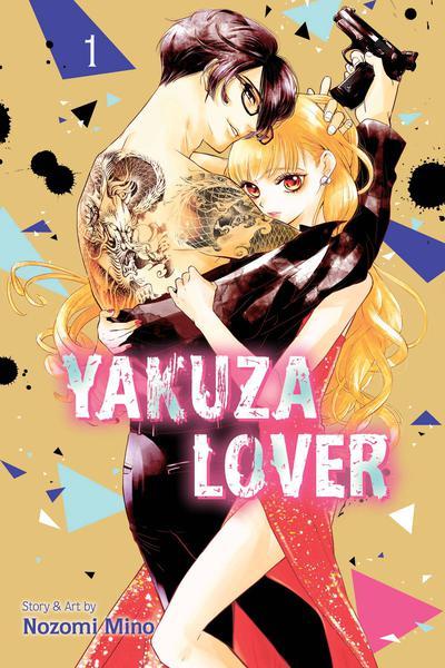 YAKUZA LOVER GN 01