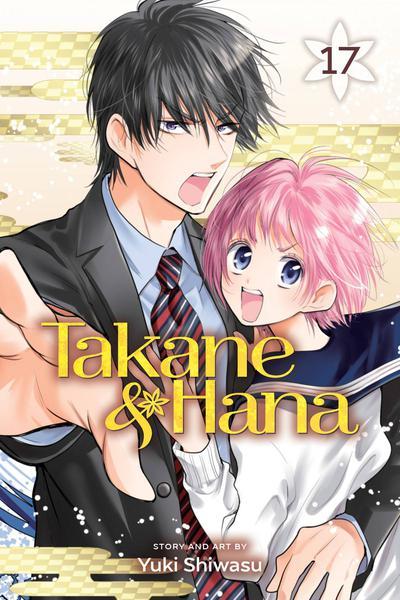 TAKANE & HANA GN 17