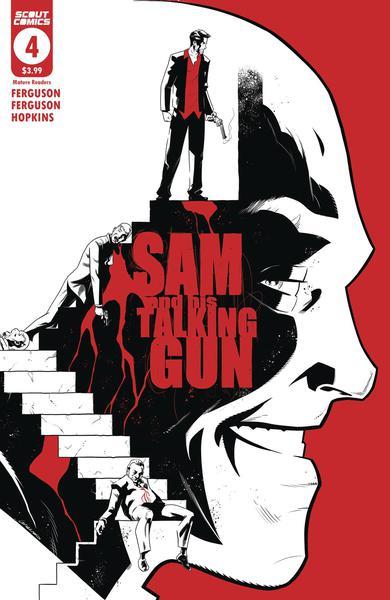 SAM & HIS TALKING GUN