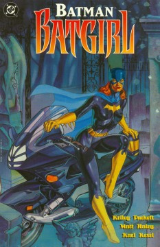 BATMAN BATGIRL