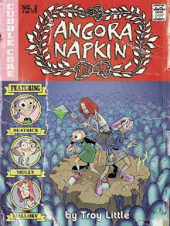 ANGORA NAPKIN HC 01