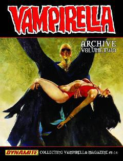 VAMPIRELLA ARCHIVES HC 02