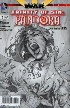 TRINITY OF SIN PANDORA