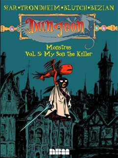 DUNGEON MONSTRES TP 05 MY SON THE KILLER