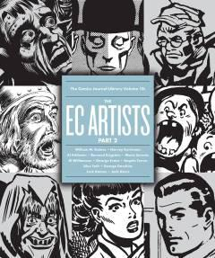 COMICS JOURNAL LIBRARY TP 10 EC ARTISTS PT 02