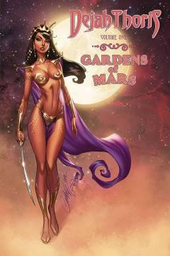DEJAH THORIS GARDENS OF MARS TP