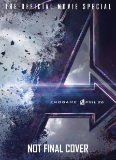 AVENGERS ENDGAME OFFICIAL MOVIE SPECIAL ED HC
