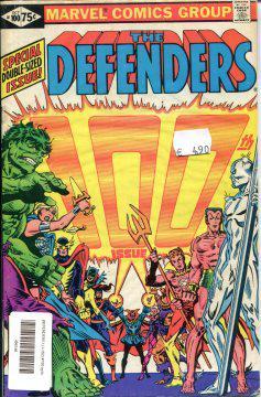 DEFENDERS I (1-152)