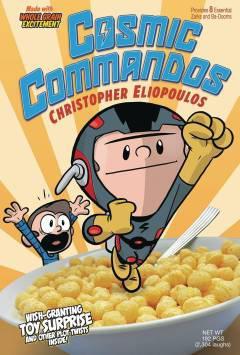 COSMIC COMMANDOS TP 01
