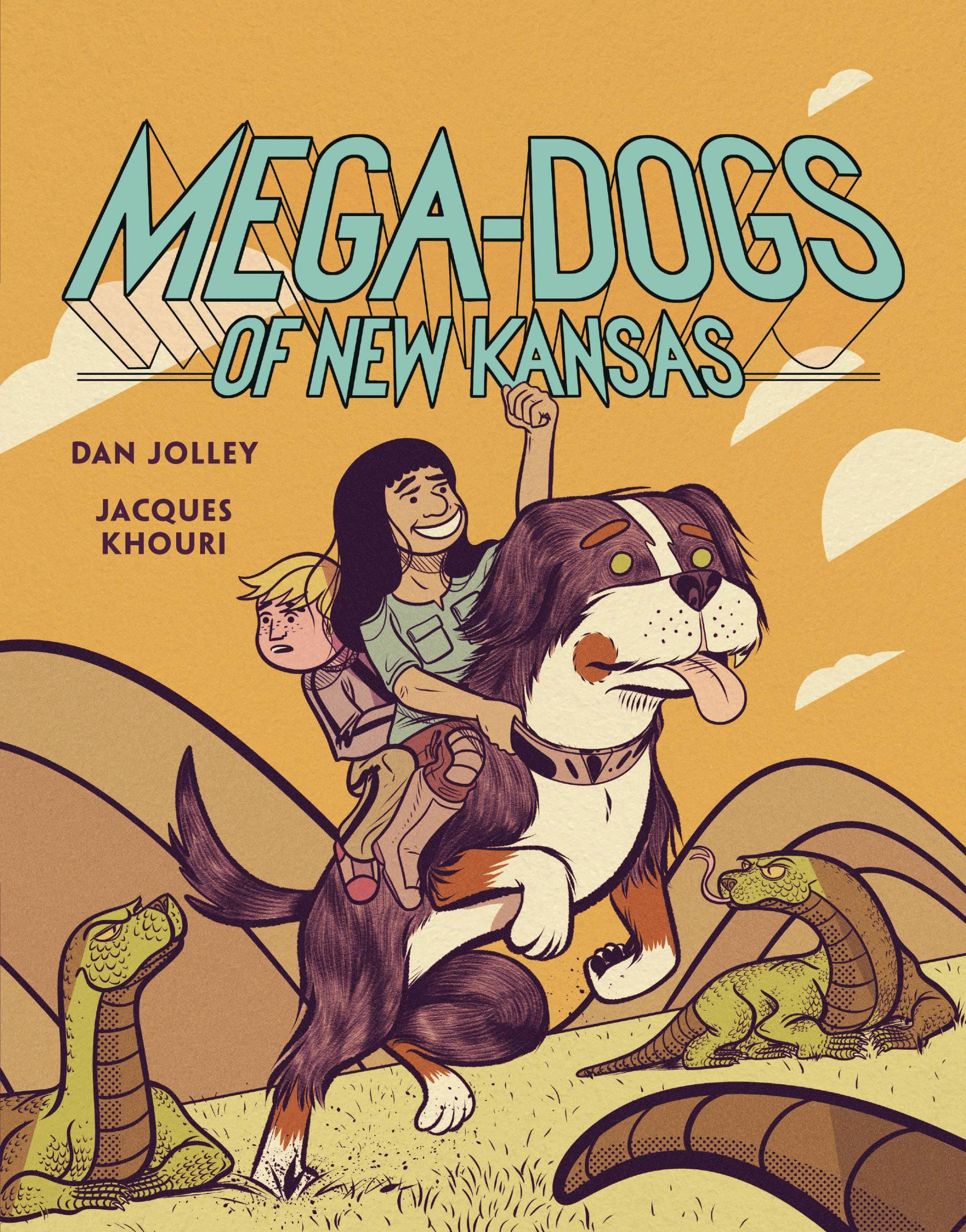 MEGA DOGS OF NEW KANSAS TP 01