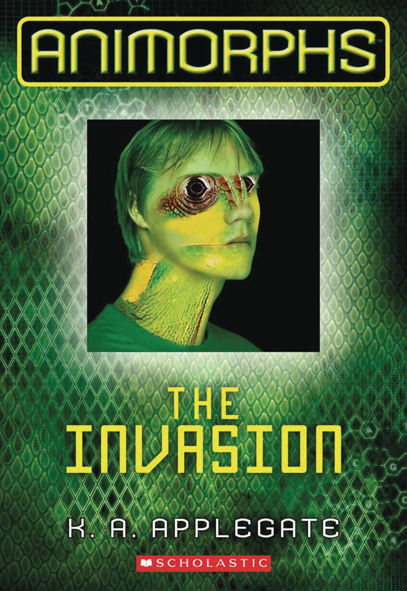 ANIMORPHS HC 01 THE INVASION