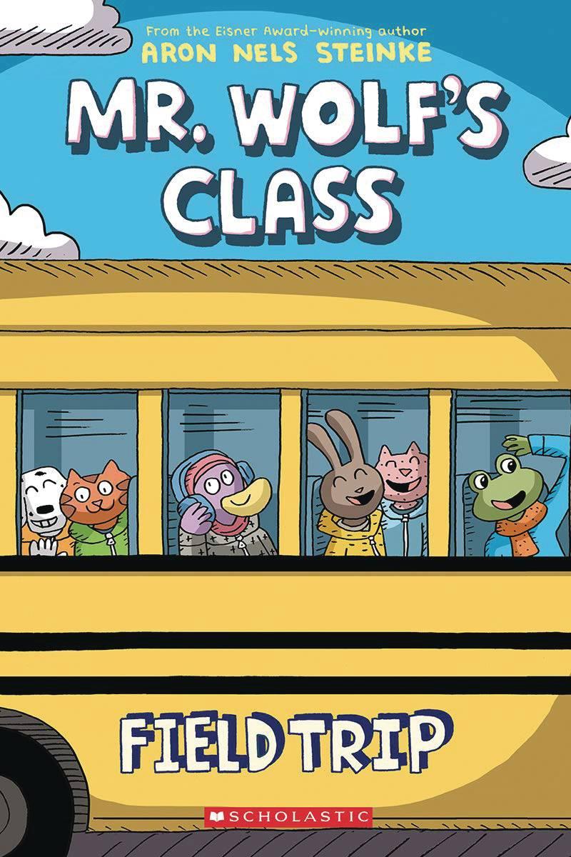 MR WOLFS CLASS TP 04 FIELD TRIP