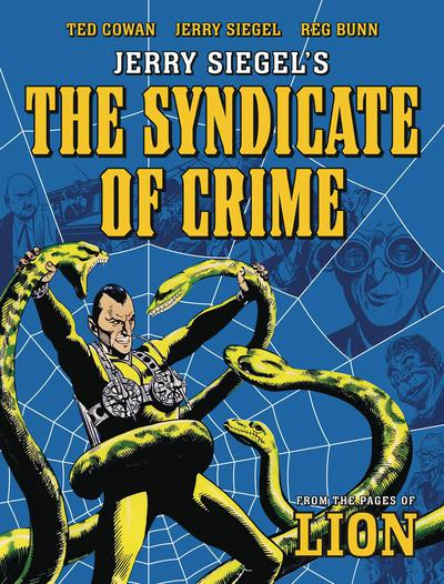 SIEGELS SYNDICATE OF CRIME TP