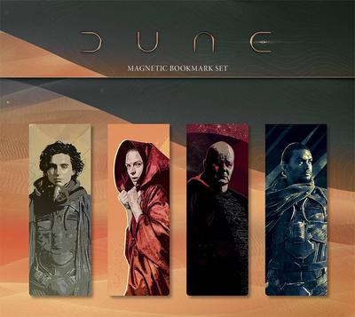 DUNE MAGNETIC BOOKMARK SET #1