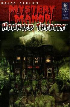 MYSTERY MANOR HAUNTED THEATRE