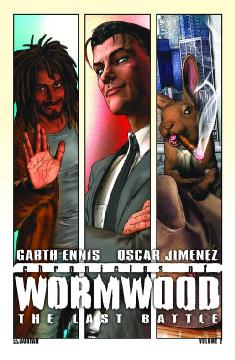 CHRONICLES OF WORMWOOD LAST BATTLE HC
