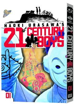 NAOKI URASAWA 21ST CENTURY BOYS TP 01
