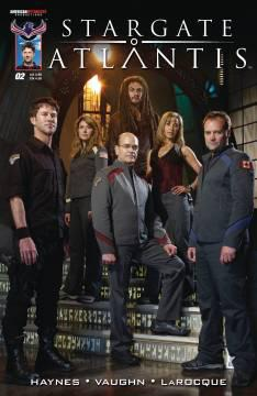 STARGATE ATLANTIS BACK TO PEGASUS
