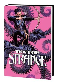 DOCTOR STRANGE HC 03 BLOOD IN AETHER