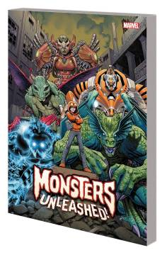 MONSTERS UNLEASHED TP 01 MONSTER MASH