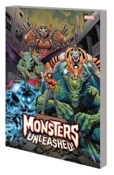 MONSTERS UNLEASHED TP 01 MONSTER MASH
