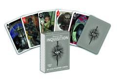 DRAGON AGE INQUISITION PLAYING CARDS SERIES TWO