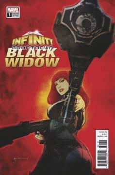 INFINITY COUNTDOWN BLACK WIDOW