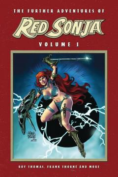 FURTHER ADVENTURES RED SONJA TP 01
