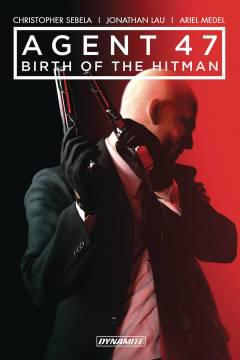 AGENT 47 TP 01 BIRTH OF HITMAN