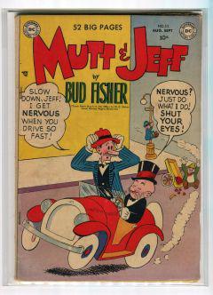 MUTT AND JEFF