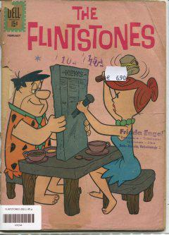 FLINTSTONES (DELL)
