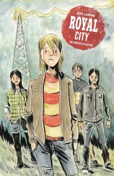 ROYAL CITY HC 01 COMPLETE COLLECTION