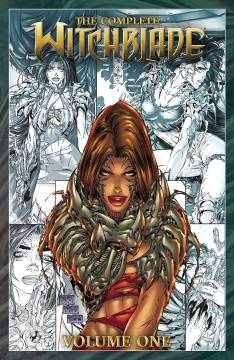 COMP WITCHBLADE HC 01