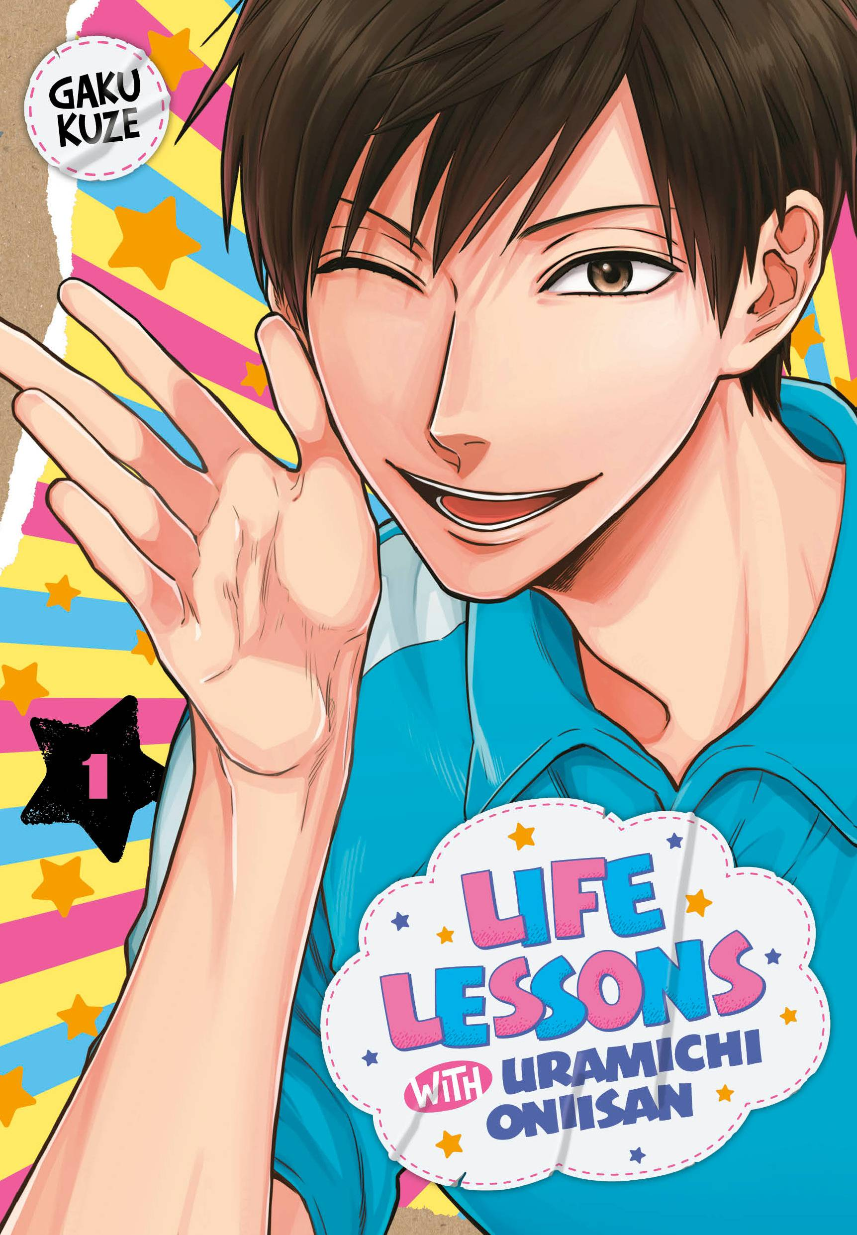 LIFE LESSONS WITH URAMICHI ONIISAN GN 01