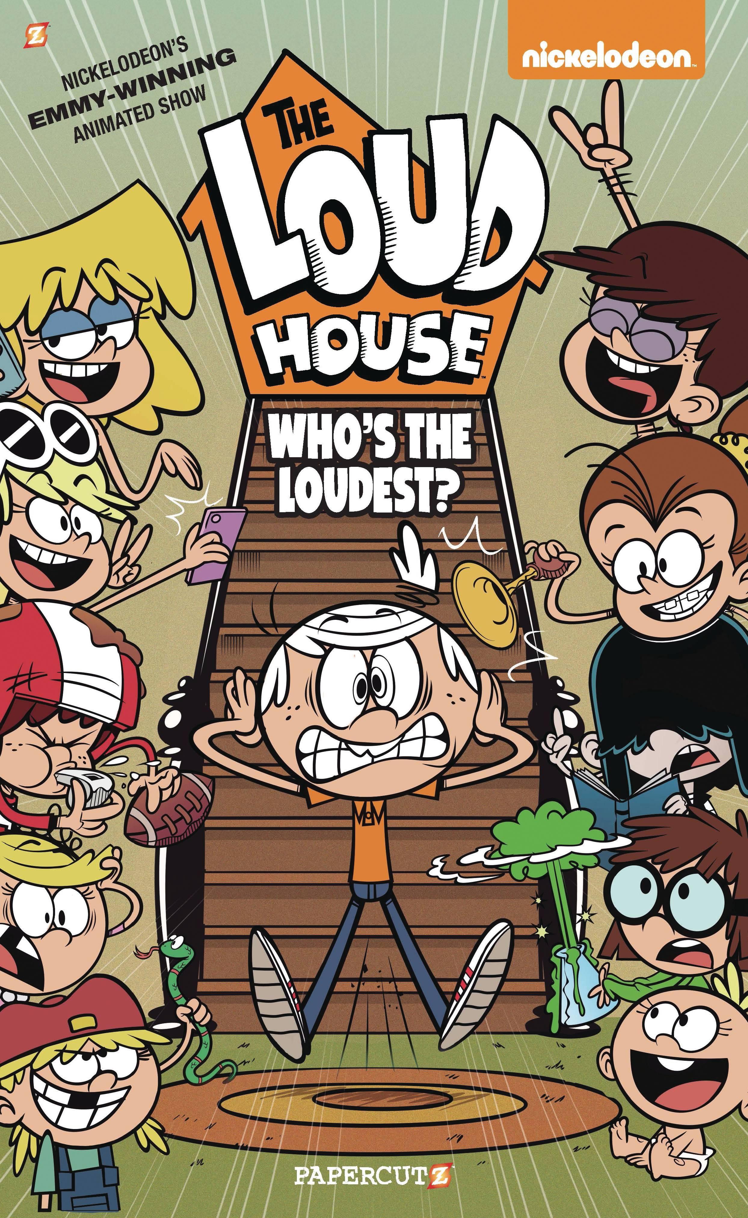 LOUD HOUSE TP 11